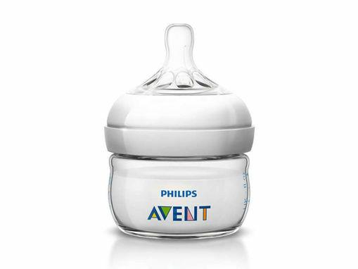 Immagine di Avent Philips biberon Natural 60 ml NEW - Biberon