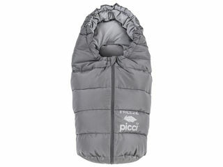 Immagine di Picci sacco in piuma Freeze grigio - Coprigambe e sacchi