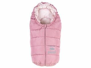 Immagine di Picci sacco in piuma Freeze rosa - Coprigambe e sacchi