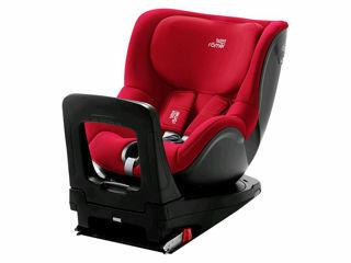 Immagine di Britax-Roemer seggiolino DualFix i-Size fire red - Seggiolini auto i-Size