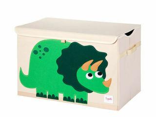 Immagine di 3 Sprouts baule portagiochi dinosauro - Accessori vari