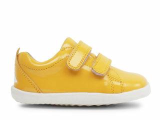 Immagine di Bobux scarpa Grass Court Waterproof yellow tg. 19 - Scarpine neonato