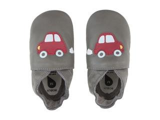 Immagine di Bobux scarpa neonato Soft Sole tg. M macchina grigio - Scarpine neonato