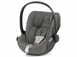 Immagine di Cybex Platinum seggiolino Cloud Z Plus SensorSafe i-Size soho grey - Seggiolini auto i-Size