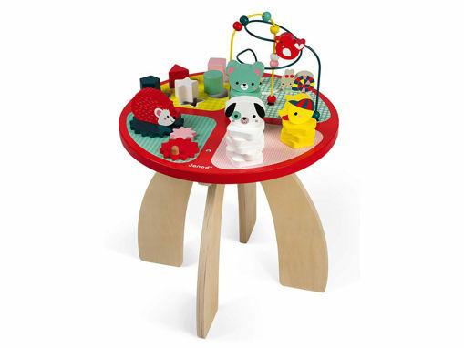Immagine di Janod tavolo di attività Baby Forest - Educativi