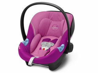 Immagine di Cybex Gold seggiolino Aton M i-Size SensorSafe magnolia pink - Seggiolini auto i-Size