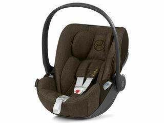 Immagine di Cybex Platinum seggiolino Cloud Z Plus i-Size khaki green - Seggiolini auto i-Size