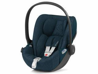 Immagine di Cybex Platinum seggiolino Cloud Z Plus i-Size mountain blue - Seggiolini auto i-Size