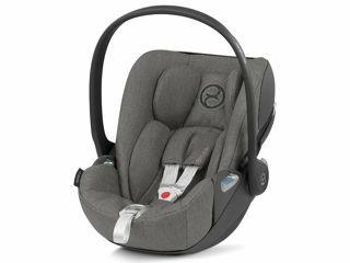 Immagine di Cybex Platinum seggiolino Cloud Z Plus i-Size soho grey - Seggiolini auto i-Size