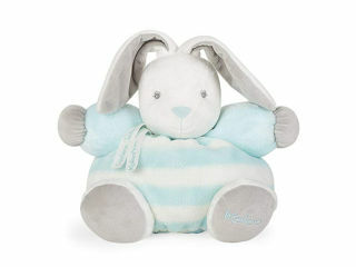 Immagine di Kaloo Bebe Pastel peluche coniglio paffuto acqua e crema 25 cm - Peluches