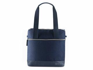 Immagine di Inglesina borsa zaino Back Bag per passeggino Aptica portland blue - Borse e organizer