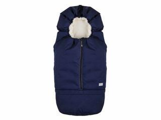 Immagine di Nuvita sacco universale carrozzina-ovetto-passeggino Carry On blu - Coprigambe e sacchi