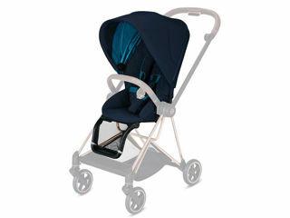 Immagine di Cybex Platinum Seat Pack per passeggino Mios nautical blue - Capottine e rivestimenti