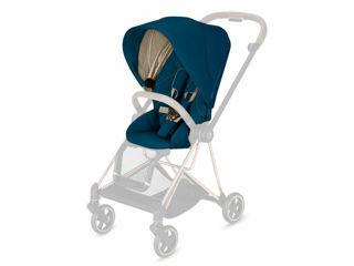 Immagine di Cybex Platinum Seat Pack per passeggino Mios mountain blue - Capottine e rivestimenti