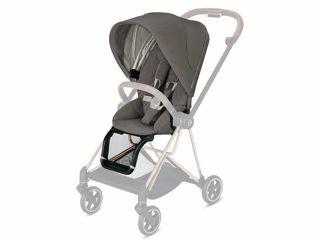 Immagine di Cybex Platinum Seat Pack per passeggino Mios soho grey - Capottine e rivestimenti