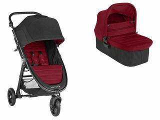 Immagine di Baby Jogger duo City Mini GT2 ember - Passeggini trio e duo