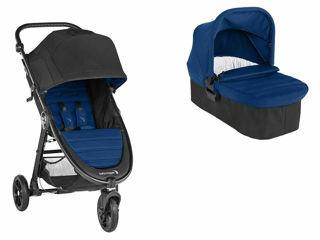 Immagine di Baby Jogger duo City Mini GT2 windsor - Passeggini trio e duo