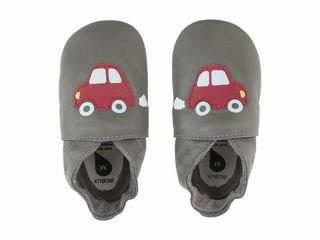 Immagine di Bobux scarpa neonato Soft Sole tg. L macchina grigio - Scarpine neonato