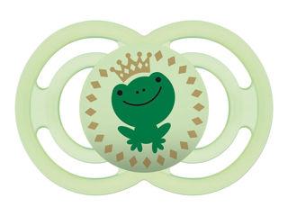 Immagine di MAM succhietto Perfect silicone 16+ mesi verde - Succhietti