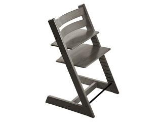 Immagine di Stokke sedia Tripp Trapp grigio opaco - Seggioloni pappa
