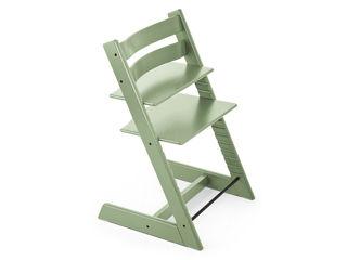 Immagine di Stokke sedia Tripp Trapp verde muschio - Seggioloni pappa