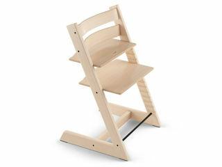 Immagine di Stokke sedia Tripp Trapp personalizzabile con incisione laser naturale - Seggioloni pappa