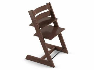 Immagine di Stokke sedia Tripp Trapp personalizzabile con incisione laser noce - Seggioloni pappa