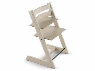 Immagine di Stokke sedia Tripp Trapp personalizzabile con incisione laser sbiancato - Seggioloni pappa