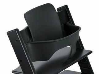 Immagine di Stokke Baby Set per Tripp Trapp nero - Accessori seggiolone