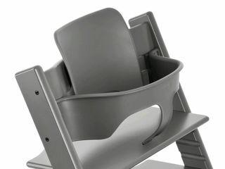Immagine di Stokke Baby Set per Tripp Trapp storm grey - Accessori seggiolone