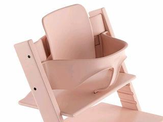 Immagine di Stokke Baby Set per Tripp Trapp serene pink - Accessori seggiolone
