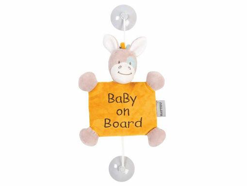 Immagine di Nattou Baby On Board Tim il cavallo - Peluches