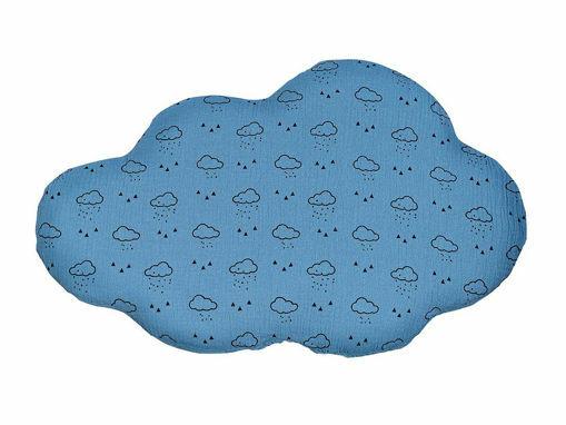 Immagine di Picci cuscino Nuvola new space azzurro - Corredino nanna