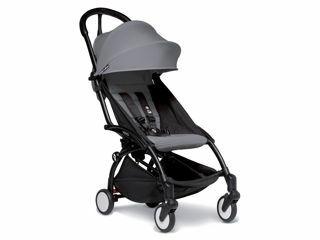 Immagine di Babyzen passeggino Yoyo2 6+ nero-grigio - Passeggini leggeri
