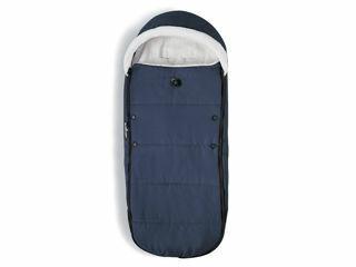 Immagine di Babyzen sacco invernale Yoyo blu - Coprigambe e sacchi