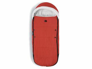 Immagine di Babyzen sacco invernale Yoyo rosso - Coprigambe e sacchi