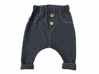 Immagine di Bamboom pantaloncino 142 antracite tg 1 mese - Pantaloni