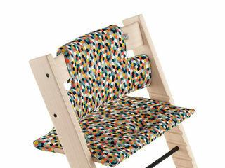 Immagine di Stokke cuscino imbottito per Tripp Trapp honeycomb happy - Accessori seggiolone
