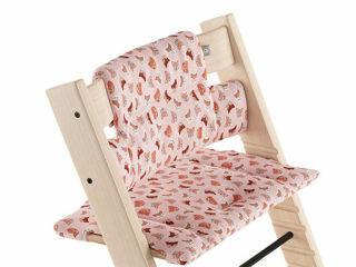 Immagine di Stokke cuscino imbottito per Tripp Trapp pink fox - Accessori seggiolone