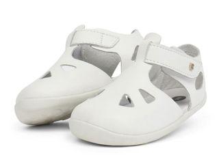 Immagine di Bobux sandalo chiuso Step Up Zap white tg. 22 - Scarpine neonato