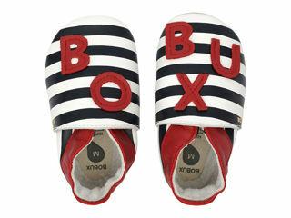 Immagine di Bobux scarpa neonato Soft Sole tg. L horizon navy - Scarpine neonato