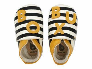 Immagine di Bobux scarpa neonato Soft Sole tg. XL horizon vanilla - Scarpine neonato