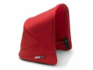 Immagine di Bugaboo capottina Donkey3 rosso - Capottine e rivestimenti