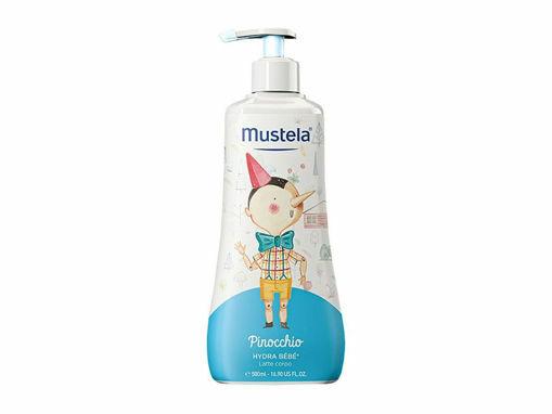 Immagine di Mustela hydra bebé latte corpo 500 ml edizione limitata Pinocchio - Creme bambini