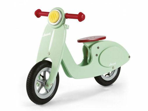 Immagine di Janod bicicletta scooter menta - Giochi cavalcabili