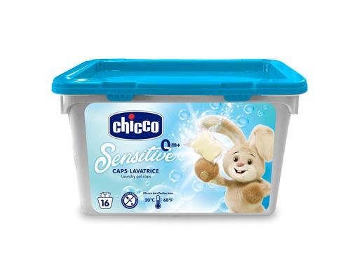 Immagine di Chicco detersivo dosato lavatrice - Eco detergenti