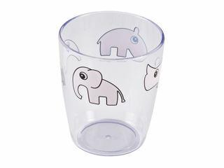 Immagine di Done by Deer bicchiere Yummi Amici di Deer 120 ml rosa cipria - Tazze e bicchieri