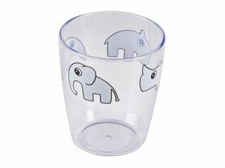 Immagine di Done by Deer bicchiere Yummi Amici di Deer 120 ml grigio - Tazze e bicchieri