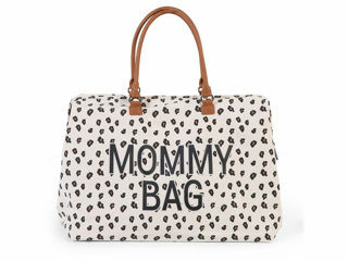 Immagine di Childhome borsa fasciatoio Mommy Bag leopardato - Borse e organizer