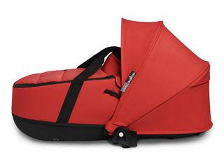 Immagine di Babyzen navicella bassinet 0+ per passeggino Yoyo red - Navicelle